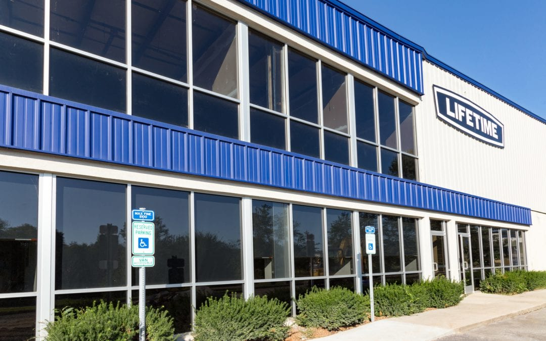 Lifetime Products Manufacturing Facility
