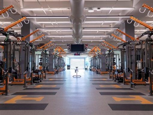 UT Practice Facility