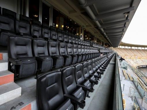 Neyland Stadium Club Seating