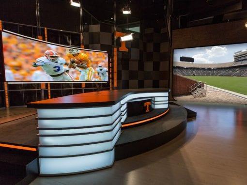 UT News and Broadcast Studio