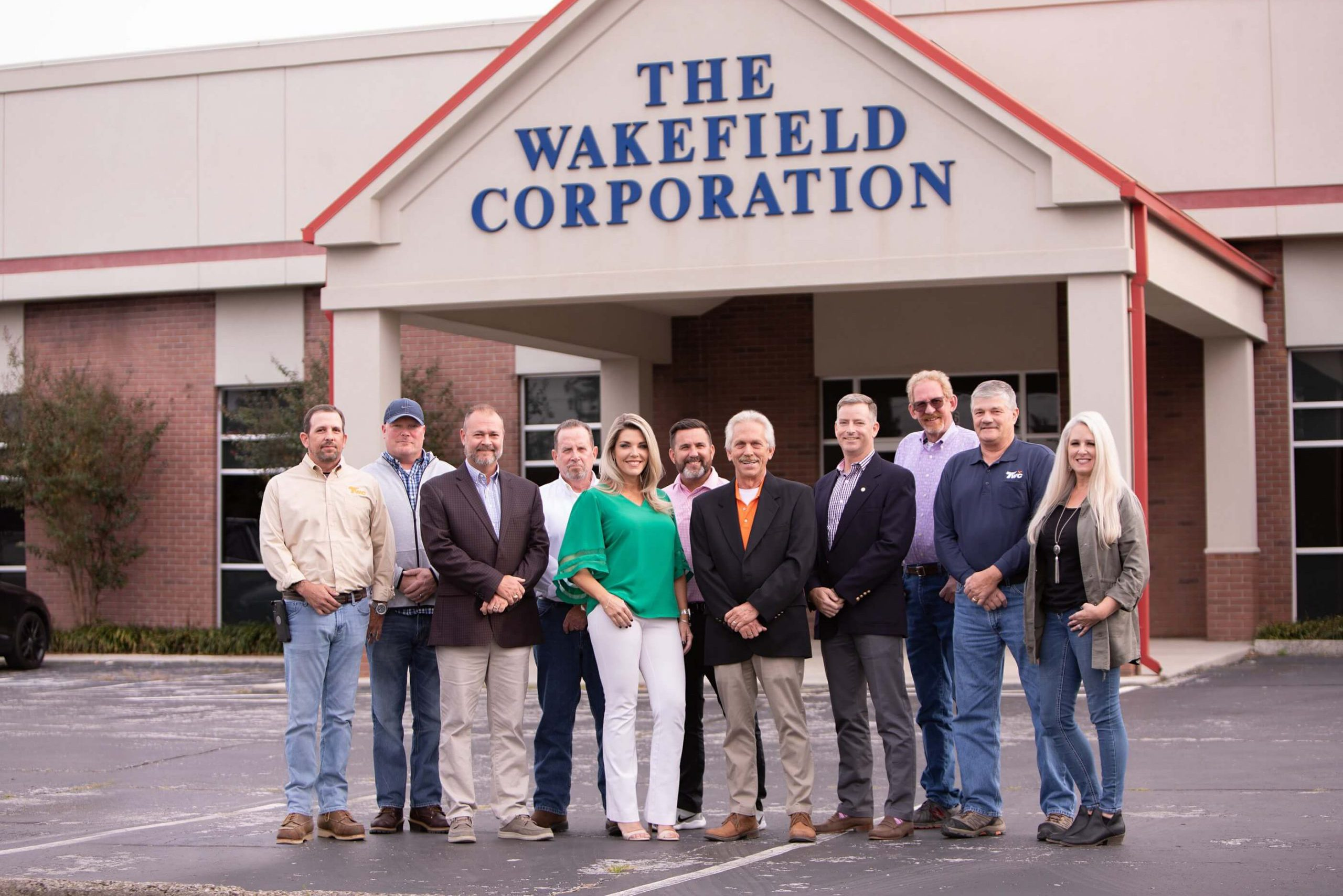 The Wakefield Corporation | Drywall Contractors